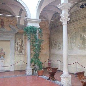 スカルツォの回廊