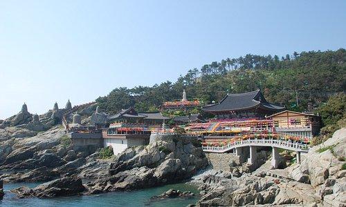 Haedong Yonggunsa Temple