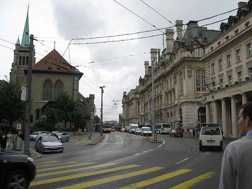 St-François Lausanne Suisse