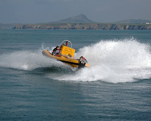 Venture Jet 'Wet and Wild' boat trip (Hamilton Turn)