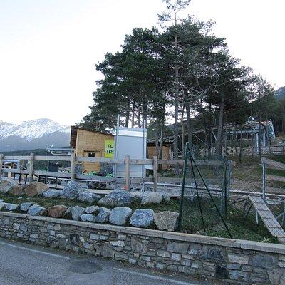 estación de abajo del Tobotronc