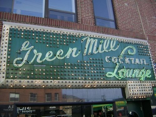 The Green Mill once owned by Machine Kelly