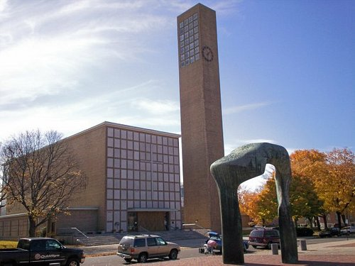 Columbus, IN voted 6th in the US by American Institute of Architects for innovation and quality