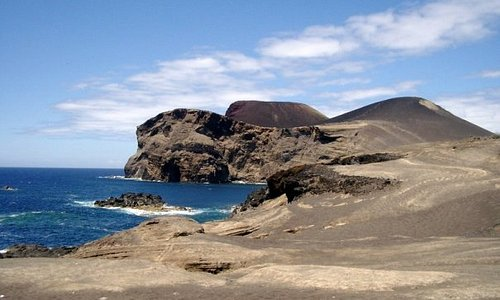 Vulcão dos Capelinhos