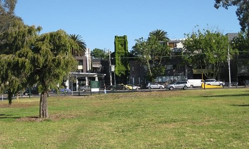 Melbourne, Australien Albert Park, St. Kilda