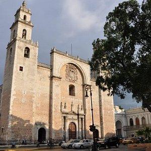 Mérida - Catedral de San Ildefonso