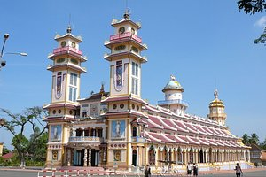 カオダイ教寺院