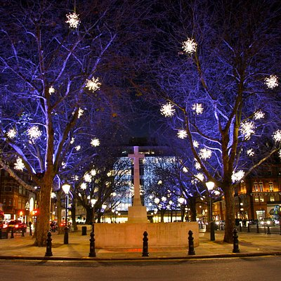 Sloane Square, December