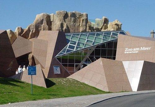 Bremerhaven zoo entrance