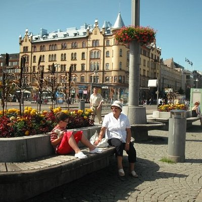 Tampere town centre