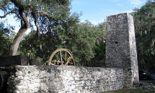 Yulee Sugar Mill Ruins