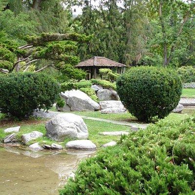 Polson Park Japanese Garden