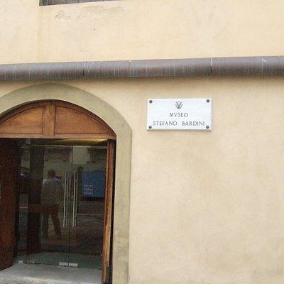 バルディーニ美術館外観