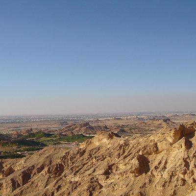 砂漠が見渡せます!