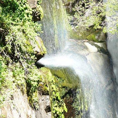 Cascada Blanco... Villa Traful