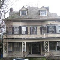 Trevett-Nunn House Portland