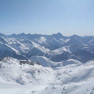 阿爾卑斯山脈, the Apls