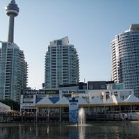 Harbourfront Centre.