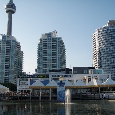 Harbourfront Centre.