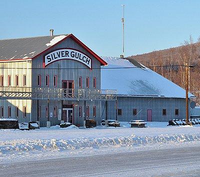 Silver Gulch Brewery, Fox, Alaska