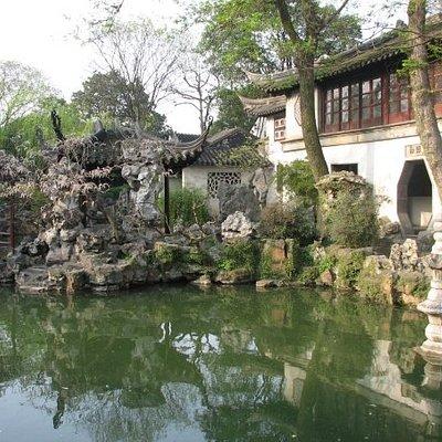 Another classic garden in Suzhou