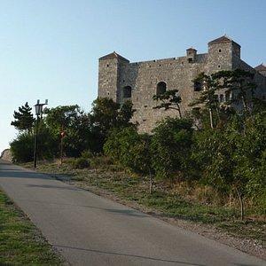 Nehaj Castle, Senj, Croatia.