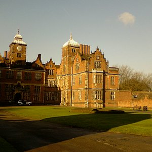 Aston Hall (before the renovation - it looks even nicer now!)