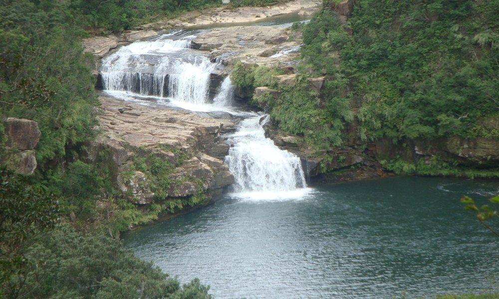 マリュドゥの滝(展望台より)