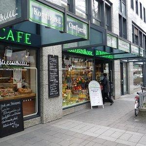 Heinemann Confierie, Dusseldorf