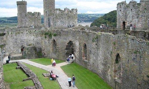 Conwy Castle  - North Wales