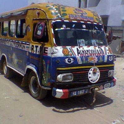 Car RapideDakar, SenegalMay 2006