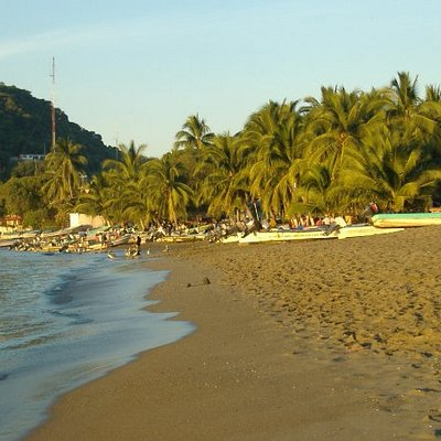 The Playa in Zihua