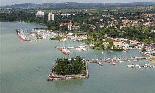 Balatonfüred Harbour/Hafen/Kikötő