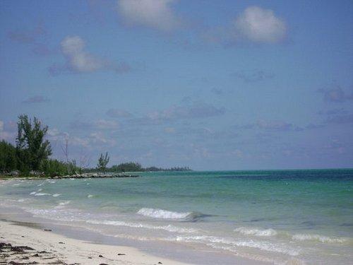 Barbary Beach