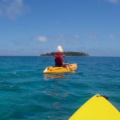 Fatai Kayak Adventures, Makaha'a Island