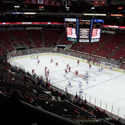 View from the suites