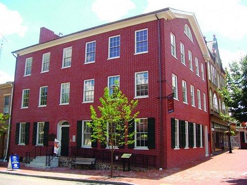 The David Wills House museum