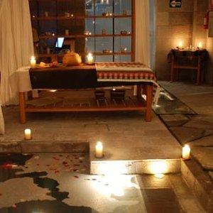 Inca Bath