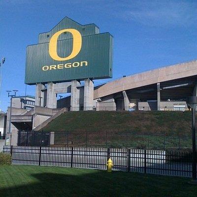 The Football Stadium