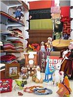 Handicrafts at Ayni Bolivia