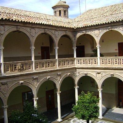 Palacio de Jabalquinto, Baeza, Jaén