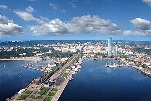 My hometown.I love you Gdynia...