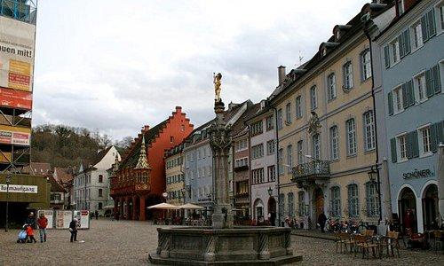 Freiburg im Breisgau, Baden-Wurttemberg, Germany
