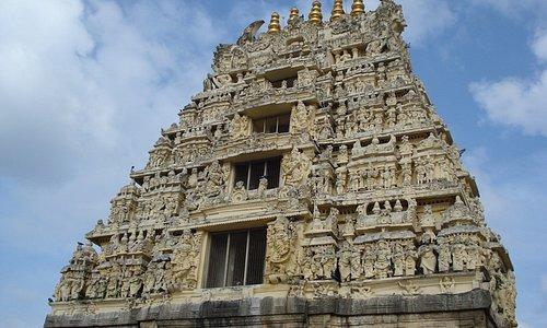 Belur - Channakeshava Temple