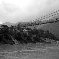 Lakshman Jhula Bridge