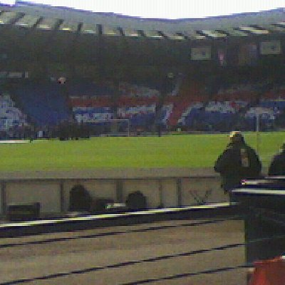 hampden park cup final mar 2010 rangers v st mirren