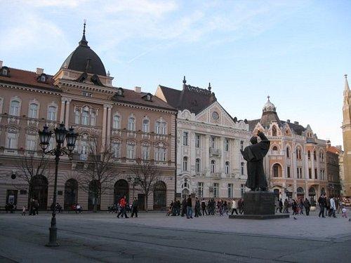 Novi Sad - City Center