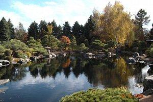 Botanic Garden in Denver, CO