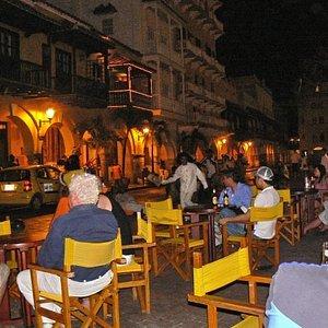 Karibik: Cartagena (Nachtleben)