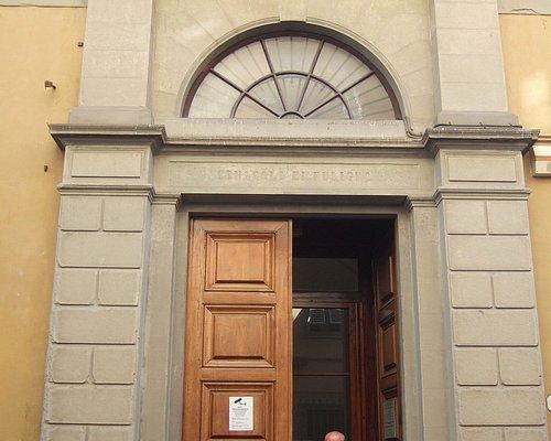 フリーニョ修道院美術館入口